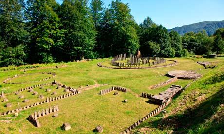 Sarmizegetusa ruins